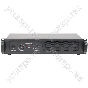 PPX300 power amplifier