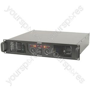 PLX Series Power Amplifiers - PLX3600 amplifier, 2 1350W @ 4 Ohms