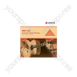 Acoustic Guitar Strings - 11-52 - WG1152