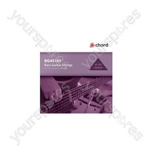 Bass Guitar Strings - 4 Set 0.045 - BG45105