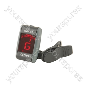 CCT500 multi-mode clip tuner