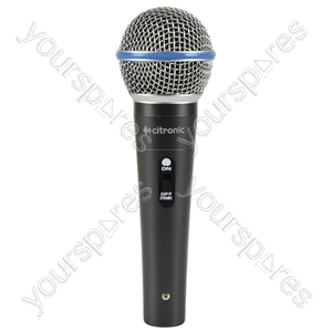 DM15 dynamic microphone