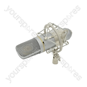 SCM Series Studio Condenser Microphones - SCM3 - multi-pattern