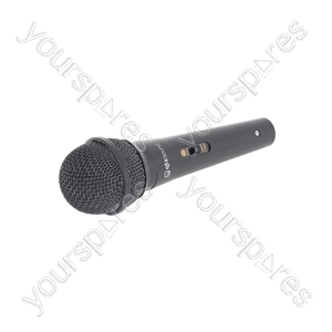 DM11 Dynamic Microphone - DM11B - black