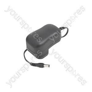 Guitar Effects Power Adaptor 9Vdc - pedal PSU - UK plug - GTDC0910UK