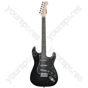 CAL63 Electric Guitars - Black - CAL63-BK