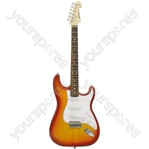 CAL63 Electric Guitars - Cherryburst - CAL63-CS