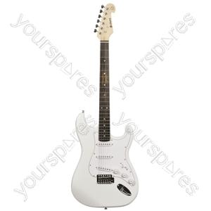 Electric Guitars - CAL63 Arctic White - CAL63-ATW