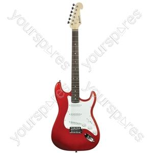 Electric Guitars - CAL63 Metallic Red - CAL63-MRD