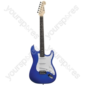 CAL63 Electric Guitars - Metallic Blue - CAL63-MBL