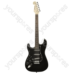 Electric Guitars - CAL63/LH Black - CAL63/LH-BK