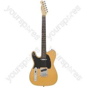 Electric Guitars - CAL62/LH Butterscotch - CAL62/LH-BTHB