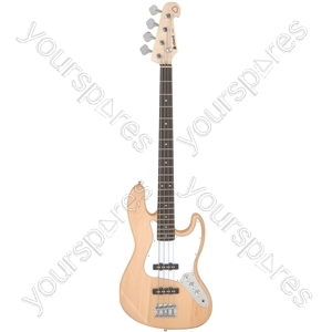 Electric Bass Guitars - CAB42 Natural - CAB42-NT