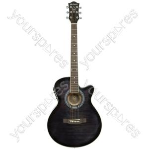 CMJ4Ce Electro-acoustic Guitars - Black - CMJ4CE-BK