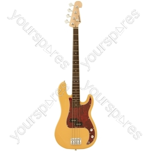 CAB41 Bass Butterscotch
