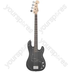 Electric Bass Guitar - CAB41 Black - CAB41-BK
