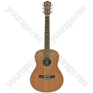 Sapele Compact Acoustic Guitar - CSC35