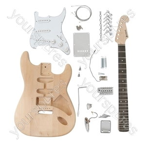 CAL-K1 Self-build Guitar Kit