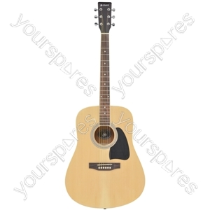 CW26 western guitar - natural