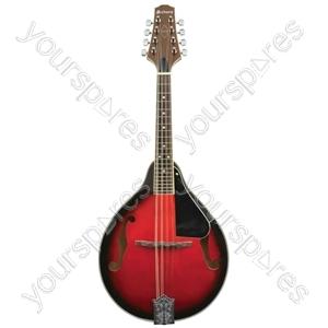 Traditional Mandolin - CTM28-RB Redburst
