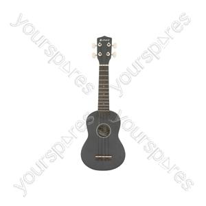 Ukulele - CU21-BK - black