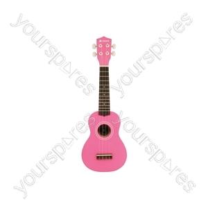 CU21 Ukulele - CU21-PK - pink