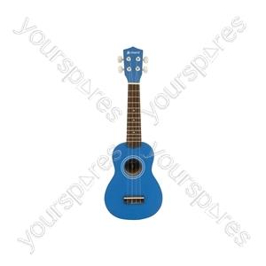 Ukulele - CU21-BL - blue