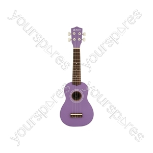 Ukulele - CU21-PP Purple