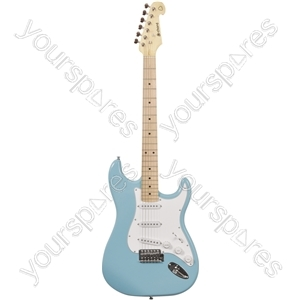 Electric Guitars - CAL63M Surf Blue - CAL63M-SBL