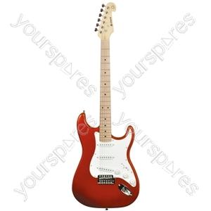 CAL63 Electric Guitars - CAL63M Metallic Red - CAL63M-MRD
