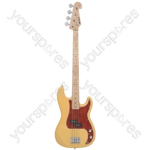 Electric Bass Guitar - CAB41M Butterscotch - CAB41M-BTHB