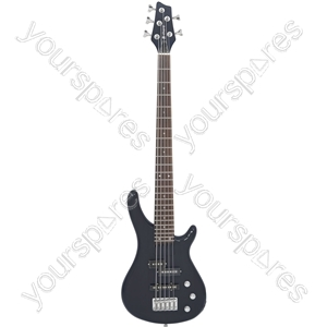 CCB95 bass 5-string - black
