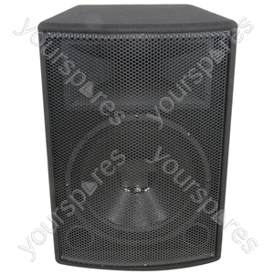 QT Series - Disco/PA Speaker Boxes - QT15 15in 300W