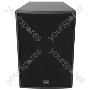 "CS1560 speaker cabinet 38cm (15"") - 600W"