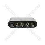 Headphone Amplifier 4 Output - HA-40