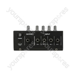Mini Microphone Mixers - 4 Channel - MM41