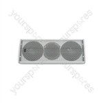 "2 x 6.5"" Speakers 160W - Pair - CX-1608 white - CX-1608W"