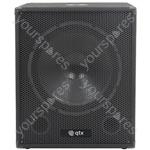 QT Series Active Sub Cabinets - QT15SA 15inch, 600W