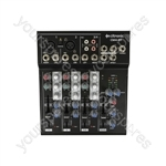 CM4-BT Compact Mixer with Bluetooth®