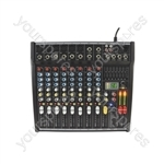 CSL Series Compact Mixing Consoles with DSP - CSL-10 10 input