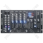 "CDM10:4 (MkV) 19"" 4 Channel USB Mixer - MK5"