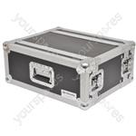 "19"" Flightcases for Audio Equipment - 19'' - 4U (shallow) - RACK:4S"
