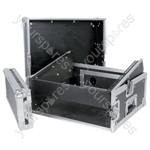 "19"" Combo Flightcase - 2U + 8U - CASE8:2"