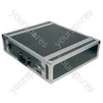 "19"" Flightcases for Audio Equipment - 19'' - 3U - RACK:3U"