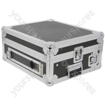 Rack Case 6U + 3U for Mixer/Player - CASE:CDM63