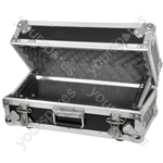 Tilt-up Rackcase for Media Player & Mixer - Tilting 4U mixer/media - CASE:T4U