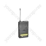 Replacement QU4 Bodypack Transmitters - 863.42MHz - QU4-BT863.42