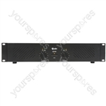 Q Series Stereo Power Amplifiers - Q240 2 x 120W