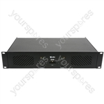 Q1000 power amplifier 2 x 500W