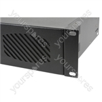 Q Series Stereo Power Amplifiers - Q600 2 x 300W